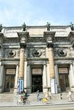 Royal Museums of Fine Arts of Belgium Royalty Free Stock Image