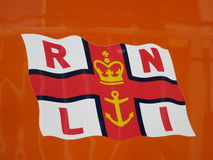 Royal National Lifeboat Institution Stock Photo