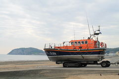 Royal National Lifeboat Institution- RNLI- Boat Stock Photos