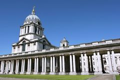 Royal Naval College Royalty Free Stock Image