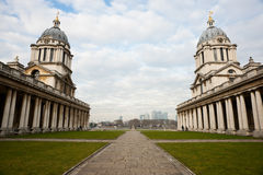 Royal Naval College Stock Images