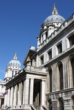Royal Naval College Royalty Free Stock Photo