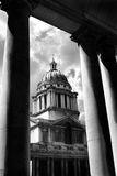 Royal Naval College Greenwich Stock Photos