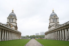 Royal naval college, Greenwich Stock Images
