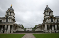 Royal naval college, Greenwich Stock Image