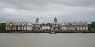 Royal naval college, Greenwich Stock Photography