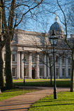 Royal Naval College in Greenwich Stock Images