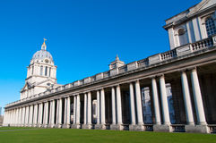 Royal Naval College in Greenwich Royalty Free Stock Photography