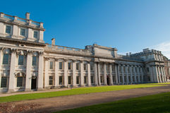 Royal Naval College in Greenwich Stock Photos