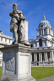 Royal Naval College in Greenwich, London Stock Photography