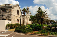 Royal Navy Dockyard at King's Wharf, Bermuda Royalty Free Stock Photos