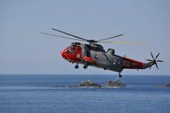 Royal Navy Seaking Stock Photos