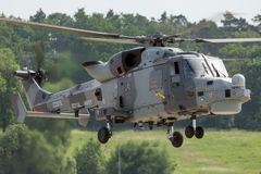 Royal Navy Wildcat Stock Photos