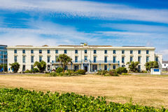 Royal Norfolk Hotel Royalty Free Stock Photo