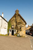The Royal Oak, Historic pub with regional real ales and local cu. England, Dorset - 02 April 2016: The Royal Oak, Historic pub with regional real ales and local Royalty Free Stock Image