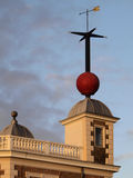 Royal observatory of greenwich Stock Image