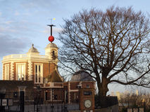 Royal observatory of greenwich Stock Photo