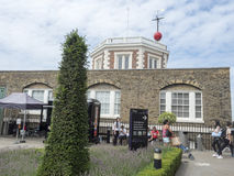Royal Observatory, Greenwich, London Stock Image