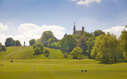 Royal observatory in Greenwich Royalty Free Stock Images