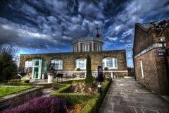 Royal observatory. Greenwich, London, United Kingdom Stock Photos