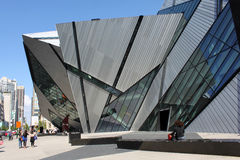 Royal Ontario Museum Royalty Free Stock Photos