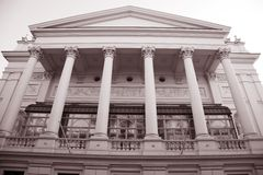 Royal Opera House; London Royalty Free Stock Photo