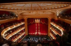 Free Royal Opera House, London, England Stock Image - 177845651