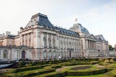 Royal Palace à Bruxelles des Belges, de la résidence administrative du roi et de lieu de travail image stock