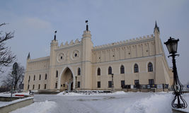 Royal Palace à Lublin Photo stock