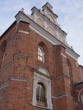 Royal Palace à Lublin Photo libre de droits