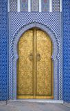 Royal Palace στο Fez Στοκ φωτογραφία με δικαίωμα ελεύθερης χρήσης