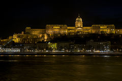 Royal Palace της Ουγγαρίας Στοκ φωτογραφίες με δικαίωμα ελεύθερης χρήσης