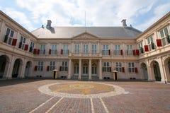 Royal Palace, το ολλανδικό Κοινοβούλιο, Χάγη, Netherla στοκ εικόνες με δικαίωμα ελεύθερης χρήσης