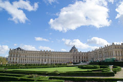 Royal Palace των Βερσαλλιών Στοκ φωτογραφία με δικαίωμα ελεύθερης χρήσης