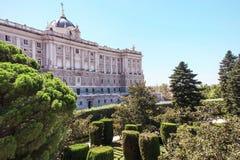 Royal Palace stockbild