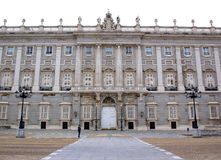 Royal palace Stock Photos