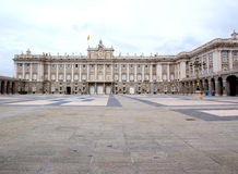 Royal palace Stock Photography