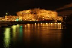 Royal palace Stock Images