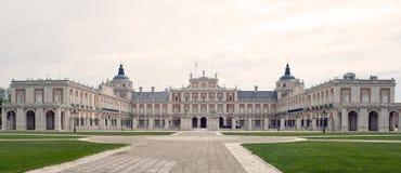 Royal Palace Royalty Free Stock Photos