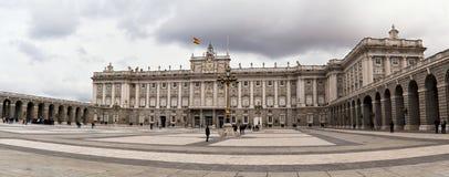 Royal Palace Stock Foto