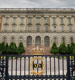 Royal Palace. Stock Photography