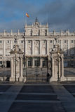 Royal Palace Royalty Free Stock Images