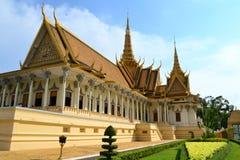 Royal Palace Fotos de Stock Royalty Free