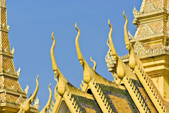 Royal palace Stock Image