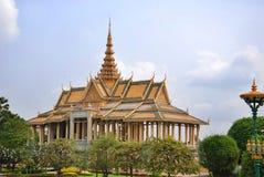 Royal Palace Image libre de droits