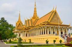 Royal Palace Lizenzfreies Stockfoto