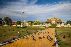 Royal Palace Imagem de Stock