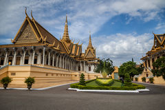 Royal Palace Lizenzfreie Stockbilder