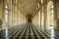 Royal Palace Foto de Stock Royalty Free