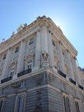 Royal Palace Royalty-vrije Stock Fotografie